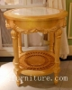Marble table corner table living room table round table end table side table