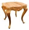 Side table living room table marble table round table end table corner table