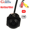 MINI Waterproof HD Car Reverse Camera170 Degree Color Backup Car Rear View Camera Parking assistance
