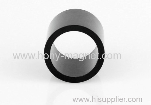 Good performance black epoxy coated neodymium magnets