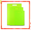 3PCS PP Plastic Chopping Board Set