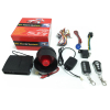 one way plc car alarm system lock