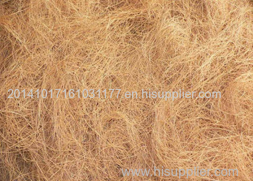 Coir fiber from India high quality