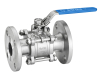 Asme 150lbs 3PC Ball Valve Flanged End