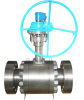 API6D stainless steel cast ball valve