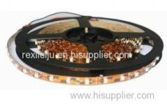 Indoor LED Flexible Strip Light Dc12v / High Intensity 3528 Smd Led Strip Lights For Bars , Hotels