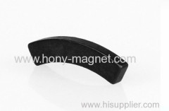 Arc shape bonded ndfeb magnet making supplies