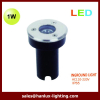 1W IP65 high power led underground light