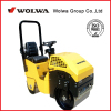 1ton GNYL42B driving road roller with Hydraulic steer