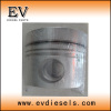 NISSAN UD parts piston RD8 RD10 cylinder liner RE8 RE10 piston ring