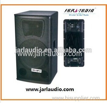 12 inch 15 inch professional active or passive speaker