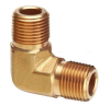 NPT male to male elbow 90 degree adapter fitting