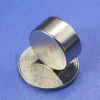 magnet grade N45 magneti disc D20 x 10mm super strong rare earth magnets on sale