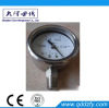 Full stainless steel dry pressure gauge