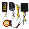 wireless remote control motorcycle alarm