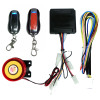 one way motorcycle security anti-theft alarm