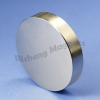 rare earth magnets n42 D50 x 10mm magnetic disc industrial magnet Pull Force 36.45 kg