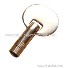 18 NOTE MUSICAL INSTRUMENT PARTS ACCESSORIES WINDING SAFETY KEY