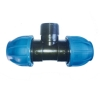 pp male threaded tee pipe fittings