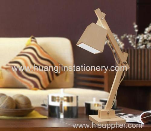 vintage / wood / customize / creative / desk lamp / table lamp