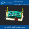 iml injection mould maker / plastic iml boxes mould / plastic food container mould with iml