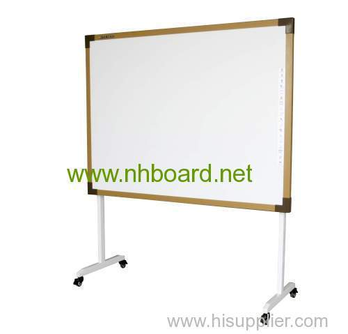 Infrared interactive white board