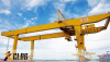Intermodal and Railway Industry Cranes RMG Series Rail Mounted Crane