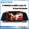 ZESTECH 2 din touch screen in-dash Car radio For Bmw 5 Series F10 with auto radio gps sat nav 2011 - 2014