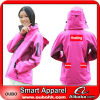 Ski Jacket With Automatic Battery Heating System Electric Heating Clothing Warm OUBOHK