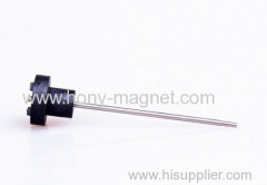 Sensor used bonded ndfeb magnet assembly