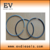 piston ring set DE12TIS DE12TI piston kit doosan daewoo parts