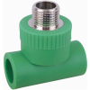 ppr male threaded tee pipe fittings