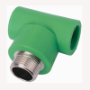 ppr male threaded tee fittings