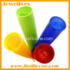 Ice pop maker silicone material