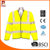 2 Band 2 Brace Class 3 Made in China Roadside Emergency Hi Vis Reflective Safety Vest