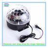 LED Crystal Magic Ball Disco Stage Effect Light