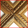 polystyrene PS photo picture mirror frame mouldings