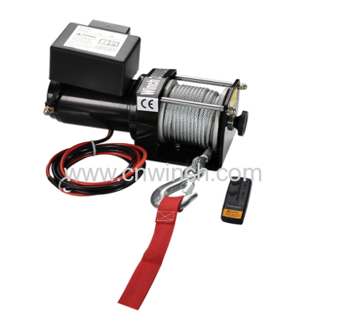 ATV Winch 3000 LBS with Remote