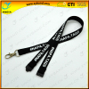 High quality fashion custom polyester lanyard