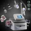 (CRYO+CAVI+RF+LASER 4 in 1) vacuum cryotherapy slimming machine