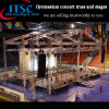 Gymnasium Medium Concert Trusses Rigging and Staging Pyramid roof