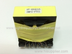 CE ROHS approved ER high frequency transformer for UPS on alibaba
