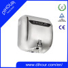 Single Jet Hand Dryer High Speed Hand Dryer Stainless Steel