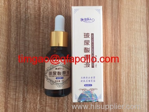 wholesale skin care hyaluronic acid concentracted liquid