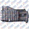 OIL PAN WITH XS6E6676B4H