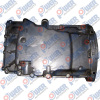 OIL PAN WITH 6M8G6675AC