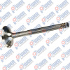 EXHAUST VALVE WITH 2S6Q6505AC