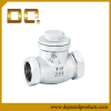 Stainless Steel Threaded End Swing Check Valve