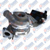 Turbo Charger with 7C16 6K682 AC