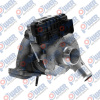 Turbo Charger with 8C106K682BB